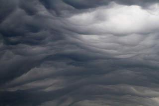 Chmury typu Asperatus (zdj. Urban_Photog)