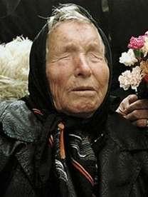 Baba Vanga - niewidoma jasnowidzka z Bułgarii