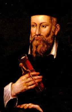 Portret Nostradamusa