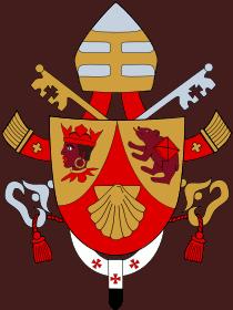 Herb papieża Benedykta XVI